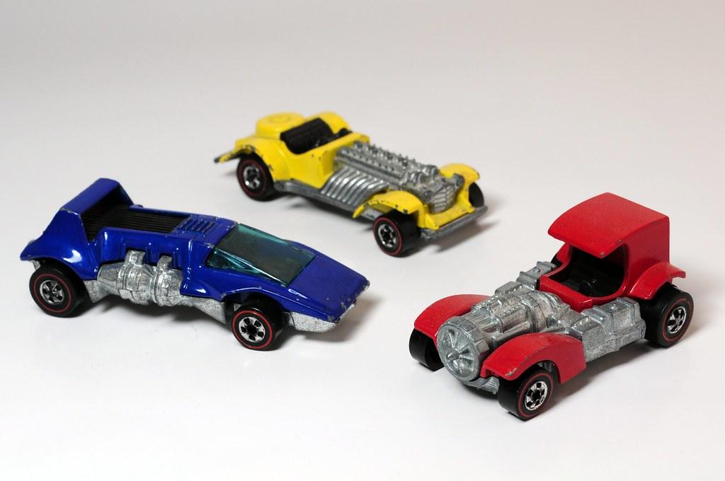 Rare Rides- 1973 Hot Wheels