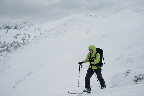 Tyax New Years Cinnabar Basin Ridge-a-rama Skiing Jan 2 2010   -15