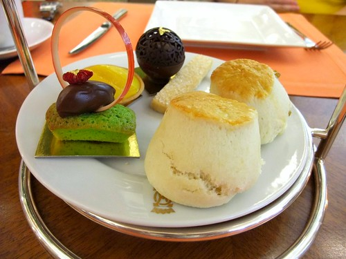 Scones and assorted Pastries