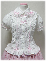 (Cute Luiza) Tags: lolita blouses