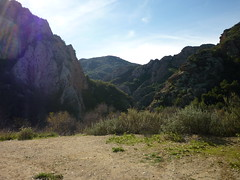 Malibu Creek  SP to MASH set (Over the Hill Gang Los Angeles Photos) Tags: scenery day lovely winters