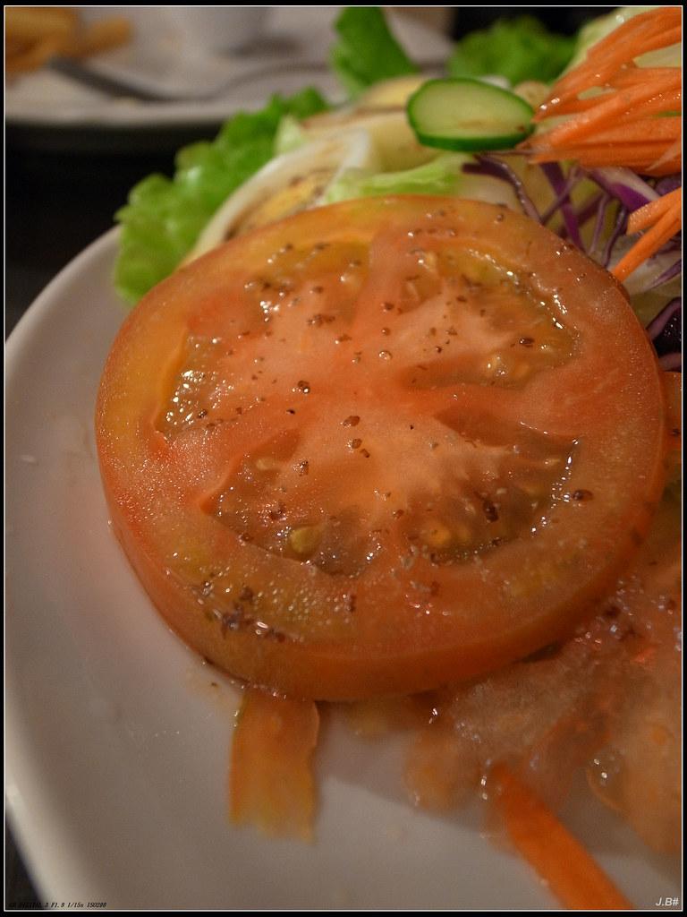 抗拒不了的大番茄