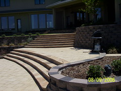 "Paver steps • <a style=""font-size:0.8em;"" href=""http://www.flickr.com/photos/36642140@N07/4305074470/"" target=""_blank"">View on Flickr</a>"