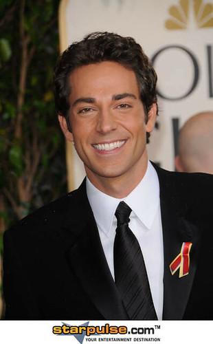 Zachary Levi Suit