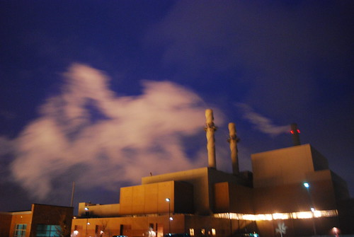Campus Power Plant