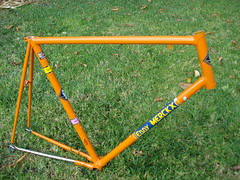 Eddy Merckx - Molteni Frame (Linds28) Tags: bicycle eddy merckx restorations wwwwantaframescom