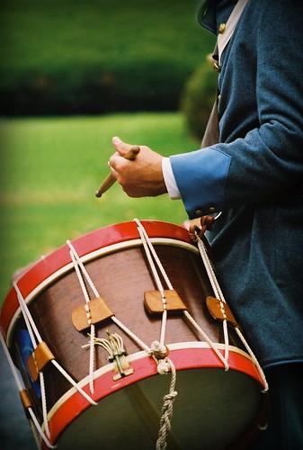 Gettysburg Drummer