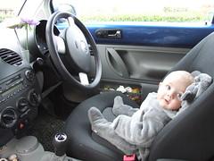 Thomas Driving ;)
