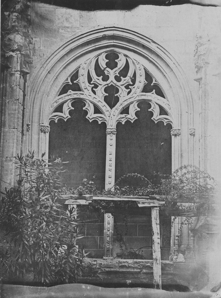 Monasterio de San Juan de los Reyes en 1857. Fotografía de Charles Clifford