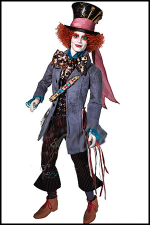 The Mad Hatter costume is set to be the most popular choice for boys when it comes to Alice in Wonderland Halloween costume ideas in 2011.  sc 1 st  Mad Hatter Costumes & Mad Hatter Costumes - Halloween 2011: Mad Hatter Costume - Alice In ...