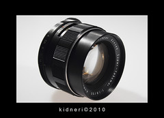 Takumar 55mm - III (kidneri) Tags: canon rebel pentax takumar super 55mm m42 18 xti 400d kidneri