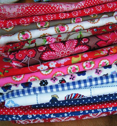 fabric to use for the swap