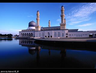 Kota Kinabalu City - Masjid Mosque