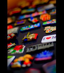 Eyes On Paris (michaeljosh) Tags: paris bokeh eiffeltower magnets depthoffield collection malaysia refrigerator hdr guam iny fridgemagnets jurassicpark onblack nikkor50mmf14d sanfranciscocablecar project365 refmagnets nikond90 whatdoyoucollect michaeljosh boybehindthelens eyesonparis occupationtourist