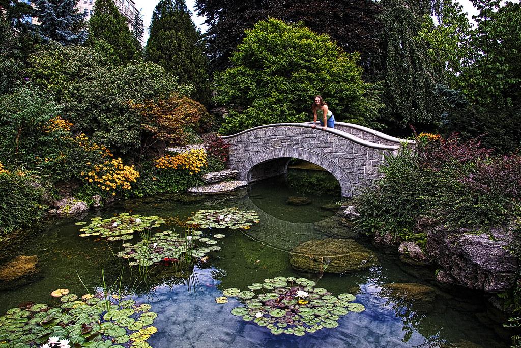 The Secret Garden,  Niagara Falls, Canada