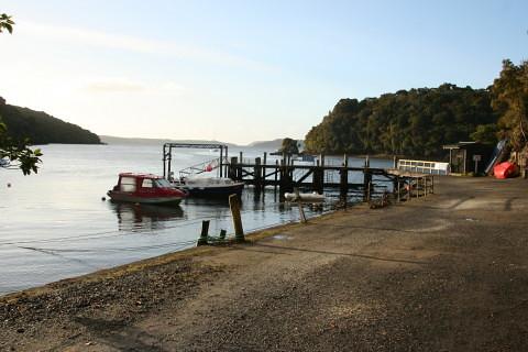 Ulva ferry terminal