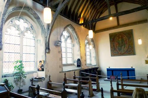 Eastbridge Chapel