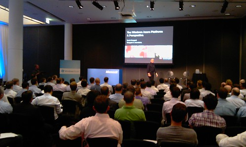 Azure launch Sydney by ChristianL.