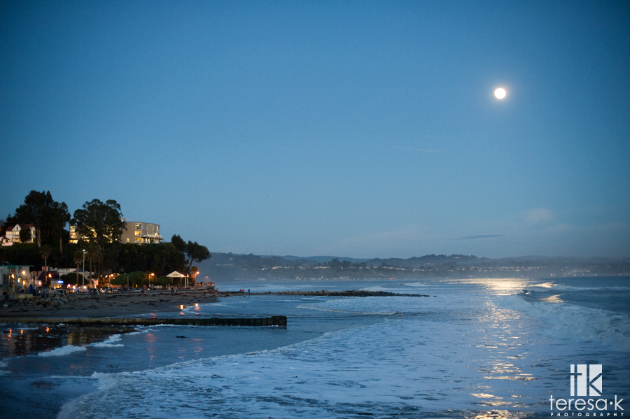 Capitola Sunset, California, Teresa K photography, teresakphotography.com