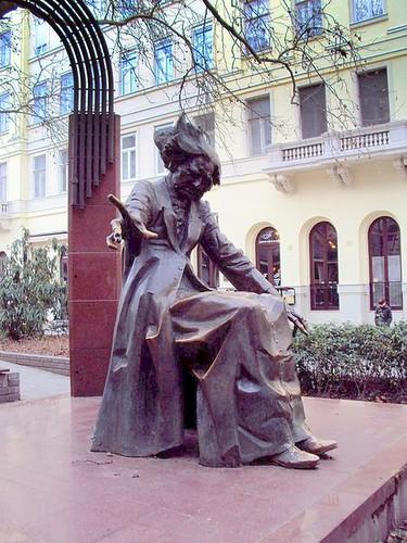Statue of Ferenc Liszt - Budapest