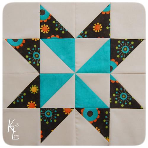 Pinwheel Block 5