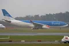 G-WWBB - 404 - British Midland Airways BMI - Airbus A330-243 - Manchester - 081126 - Steven Gray - IMG_2662