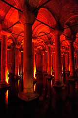 Cistern Basillica (Volkan Donbalolu) Tags: beautiful architecture turkey landscape photography photo nikon perfect photographer trkiye great picture photographers istanbul nikkor turkish mimari volkan manzara yerabatan 2485mmf284d iso6400 sarnc nikond700 donbaloglu donbalolu volkandonbalolu volkandonbaloglu nikonnikkoraf2485mmf284dif cisternbasillica
