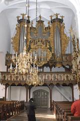 DSC_4889 (Gerd Burchard) Tags: kirche dänemark gegenstände sønderjylland instrumente tønder bauwerke religiös orgelbühne regionsyddanmark kristkirke tønderkommune