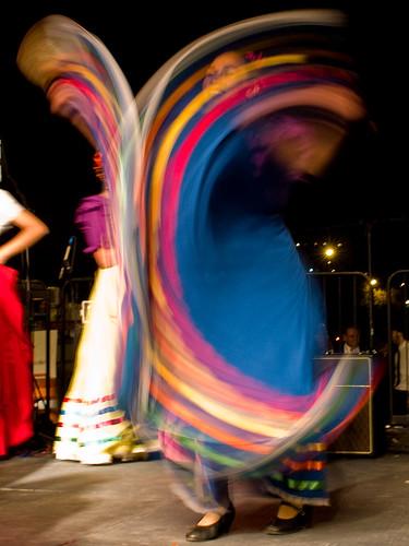 Luminarias - Ballet Folklorico