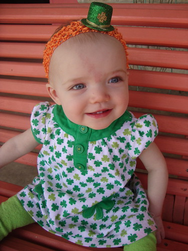 Clover's 1st St. Paddy's
