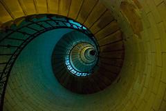 Le scale del Faro di Eckmùhl (StefanoPiemonte) Tags: faro francia bretagna pointeduraz stefanopiemonte eckmùhl