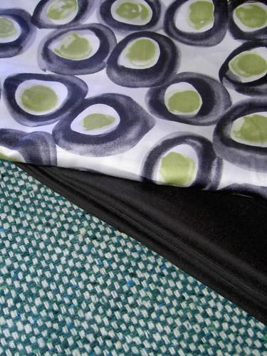 Fabrics from Tessuti.