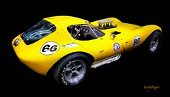 Cheetah! (AceOBase) Tags: yellow canon photography classiccar smooth icon showcar worldcars thecheetah certifiedcarcrazy historicracingcar