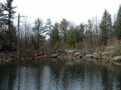 silvercreek pumphouse dam (madmax139) Tags: scenery jonestown schuylkillcounty minersville