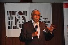 Rangel adresses Local Small Business Conference