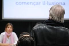 Merc Homs explica les propostes pel barri de Sant Pere, Santa Caterina i la Ribera (Xavier Trias) Tags: homs merc