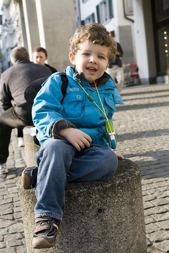 Ian @ Zürich Sechseläuten 2010