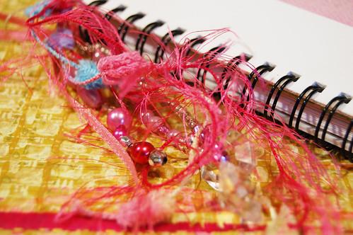 Exploring Pink - spine