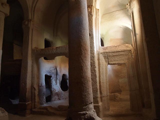小教堂內部
