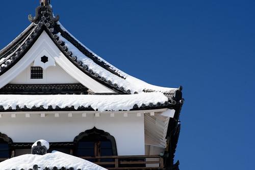 彦根城4・Hikone Castle