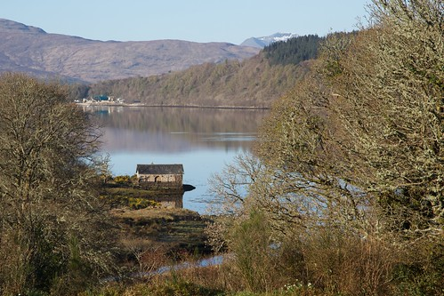Ardtornish Boathouse