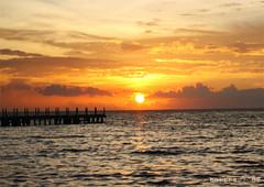 Sunset By The Manila Bay