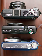Canon S90 & Panasonic LX3 & ZS3 Top (saebaryo) Tags: 35mm canon panasonic s90 canon35mmf14l lx3 canoneos5dmarkii panasoniclumixdmclx3 5d2 5dii zs3 panasoniclumixdmczs3 canons90
