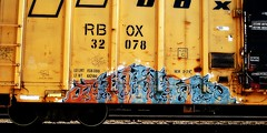 Kuhr w/ Pat King Cool, Tips, Dixie Rebel, and The Solo Artist (mightyquinninwky) Tags: logo graffiti streak tag graf tags tagged railcar tips boxcar graff graphiti streaks 2009 freight trainyard trainart paintedtrain rbox freightyard railart railbox monikers moniker kuhr thesoloartist taggedtrain boxcarart platec evansvilleindiana dixierebel taggedboxcar paintedboxcar patkingcool tipsdontbecruel dixierebelthemetalyears