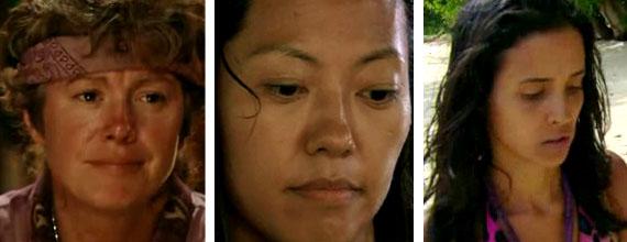 Survivor Samoa Shambo Liz Monica Galu Foa Foa