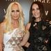 Donatella Versace e Carolina Ferraz por Oi acontece