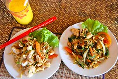 Cambodian Lunch - Siem Reap, Cambodia (waynedunlap) Tags: world travel food lunch cambodia cambodian escape plan your siem reap now gurus unhook unhooknow