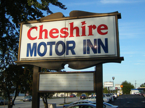 Cheshire Motor Inn / Atlanta, GA