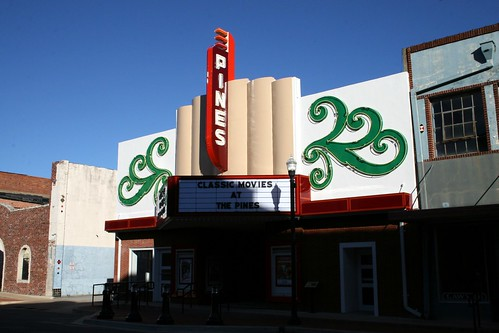 the pines theater