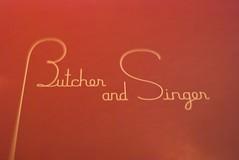 Butcher & Singer - Philadellphia, PA
